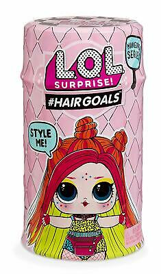 L.O.L. Surprise - Hairgoals Series 2 with Real Hair & 15 Surprises - New LOL