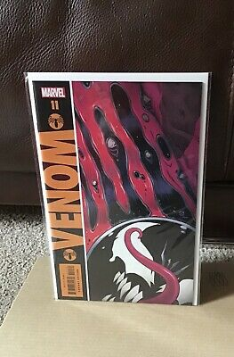 Venom  # 11 Watchmen Variant Edition  First Print Marvel Comics