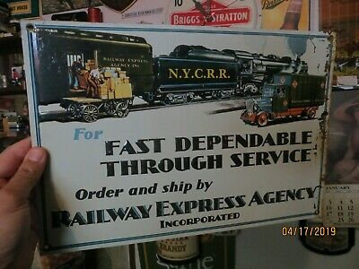 RAILWAY EXPRESS AGENCY, Incorporated, Petitioner, v