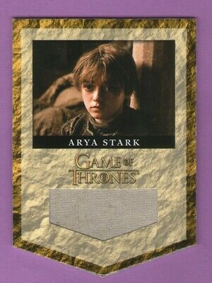 Game of Thrones Season 2: Relic Card RS5 Banner Material 349/375 Stark