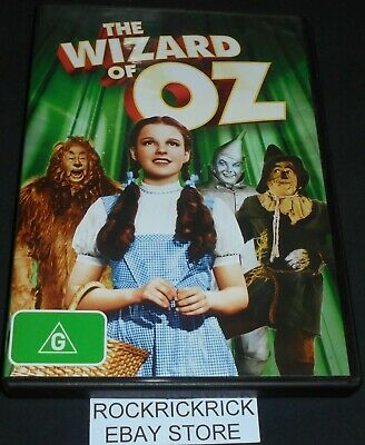 The Wizard Of Oz Dvd 2 Disc Edition (Region 4)