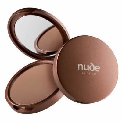 Nude by Nature Pressed Mineral Cover Powder Fair/L/M/Dark/Veil/Bronzer