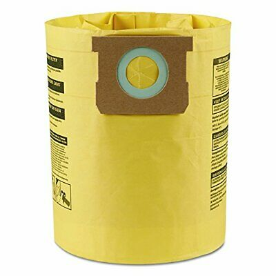 Shop-Vac 906-71 High Effeciency Collector Filter Bags, 5 - 8 Gallons (2-Count)