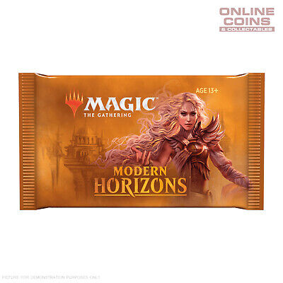 Magic The Gathering - Modern Horizons - Booster Pack x1 - 15 Cards In Total