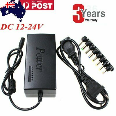 12-24V Adjustable Universal Power Supply 96W Notebook Charger Adapter for Laptop