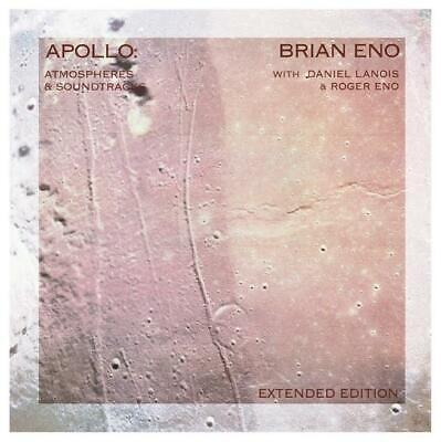BRIAN ENO APOLLO: EXPANDED PRESALE NEW VINYL 2LP REISSUE OUT 19th JULY