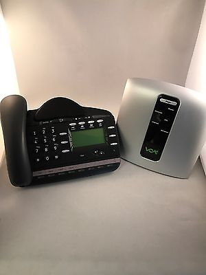 VOX  Home Office Phone System Package (2 Lines) 1 Fixed Phone