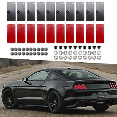 Window Louver Ersatz Hardware Kit Montage Installation Tool DIY Teile Für Ford