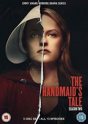 The Handmaid's Tale Season 2 New & Sealed Box Set UK Region 2 Free Postage