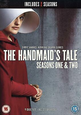 The Handmaid's Tale Season 1-2 New & Sealed Box Set UK Region 2 Free Postage