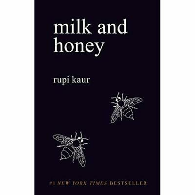 Milk and Honey - Paperback NEW Rupi Kaur(Autho 2015-11-05