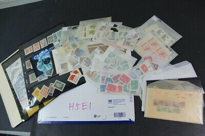 CKStamps : Lovely some duplicated Mint China PRC Stamps Collection In Envelopes