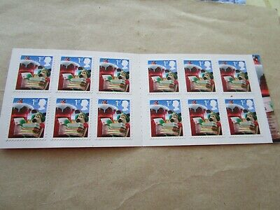 Wallace & And Gromit 1st Class Postage Stamps in mint condition (12)