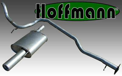 Ford Puma 1.7 Hoffmann Race Exhaust System