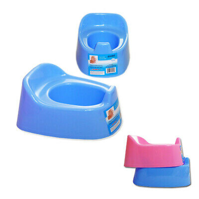 Potty Training Toilet Seat Baby Portable Toddler Train Chair Kids Boys Trainer