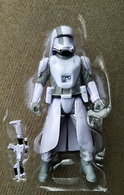 "Star Wars FIRST ORDER WALKER DRIVER 3.75"" Figure Last Jedi Battle on Crait Loose"