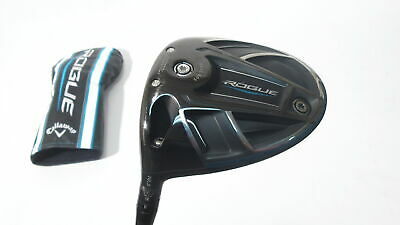Nice! Left Handed LH Callaway Rogue Sub Zero 10.5* Driver Even Flow Stiff w/HC