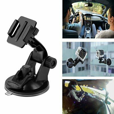 Car Windshield Suction Cup Mount Stand Holder For GoPro Hero 7 6 5 4 3+ 3 2 1