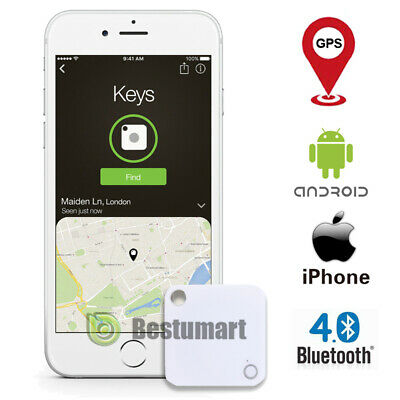 Tile Bluetooth Tracker Mate GPS Key Pet Finder Locator -1Pack IOS Android Google