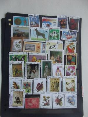 SELECTION OF STAMPS pack A18