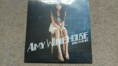 Amy Winehouse - Back To Black  Cat No.173 412 8 Vinyl LP 2006 Brand New Unopened
