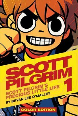Scott Pilgrim Color Hardcover Volume 1 Precious Little Life 9781620100004