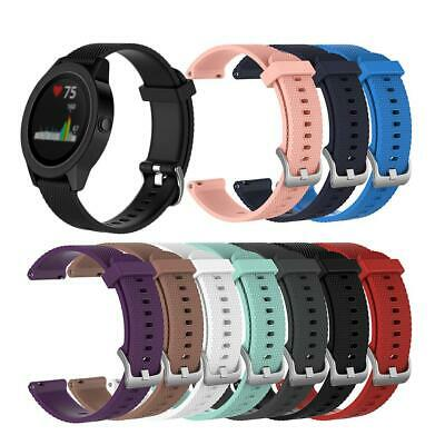 Replacement Wristband Watch Band Strap Belt For Garmin Vivoactive3 vivomove HR