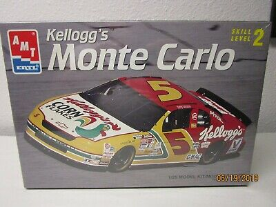 VINTAGE 1/24 ? Nascar 5 Terry Labonte Kellogg's Chevy for