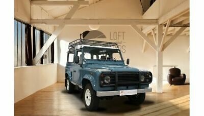 Land Rover Defender 90 Sw Turbo