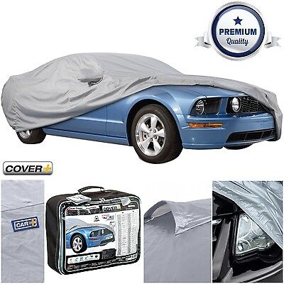 Universal Extra Large Cover+ Waterproof & Breathable Full Protection Car Cover