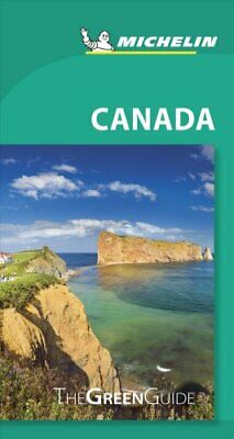 Canada - Michelin Green Guide The Green Guide 9782067235540 | Brand New
