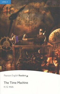 Level 4: The Time Machine by H. G. Wells 9781405882347 | Brand New