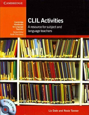 CLIL Activities with CD-ROM A Resource for Subject and Language... 9780521149846