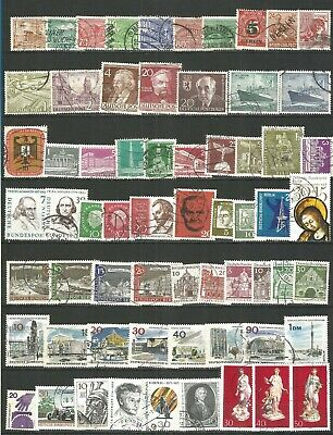 Germany Berlin from 1949 SELECTION used stamps
