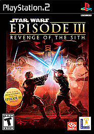 Star Wars Episode III Revenge of the Sith - PlayStation 2
