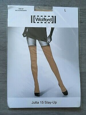 high fashion 100% authentic sale BAS AUTOFIXANT WOLFORD Satin touch 20 Taille S couleur ...