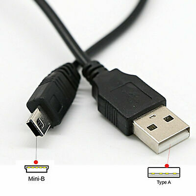 1 Meter USB Charger Cable Data Sync Lead For Sony PS3 PlayStation3 Controller UK