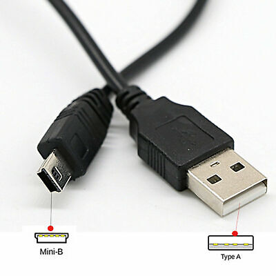 3 Meter USB Charger Cable Data Sync Lead For Sony PS3 PlayStation3 Controller UK
