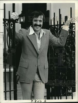 1974 Press Photo Sonny Bono To Host The Sonny Comedy Revue - ora01219