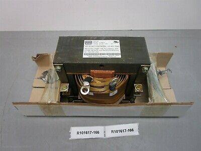 Marelco M-18644 Choke Transformer 60hz ImH 60 ADC Continuous 120 ADC Peak New
