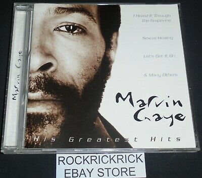 Marvin Gaye - His Greatest Hits -11 Track Cd- (Gfs314)