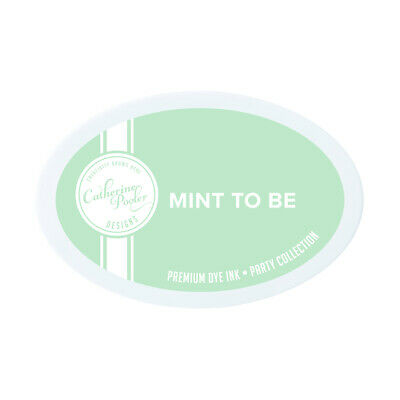 Catherine Pooler Ink Pad Mint to Be  Party Collection : Spring Fling