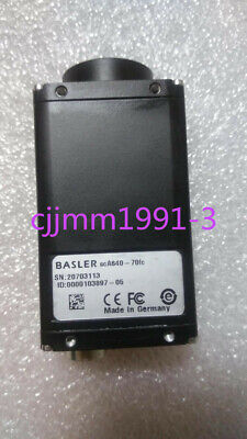 1PC  USED  BASLER  scA640-70fc