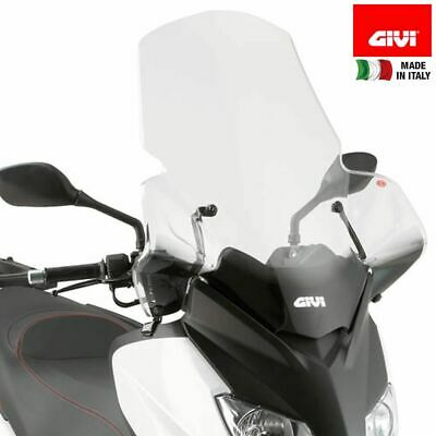 Set Fairing GIVI 446DT & Brackets D446KIT MBK 125 Skycruiser ABS 2010-2012