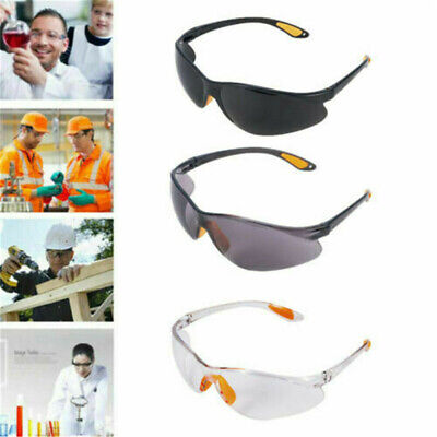 Lab Factory Protective Glasses Anti Fog Scratch Resistant Safety Work Goggles