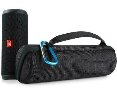 3-Proof Shockproof Portable Case Cover Pouch For  Flip 4 Bluetooth Speaker UK