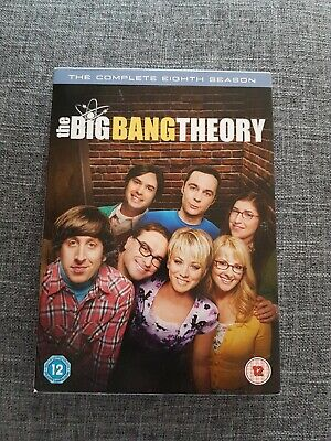 The Big Bang Theory – Season 8 (DVD)