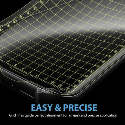 EASTele Samsung Galaxy S10 5G S9 S8 Plus HYDROGEL Full Screen Protector