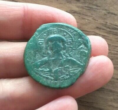 Byzantine. Anonymous Issue Attributed To Romanus Iii (1028-1034 A.d). Follis.