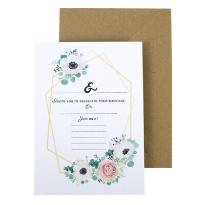 FERN LEAF SAVE the Date Cards, DIY blank write your own